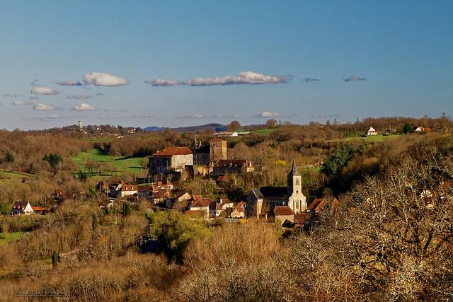 Village de Béduer 46100 France