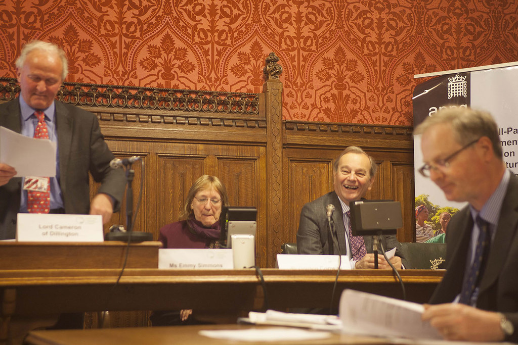 Global Panel - APPG joint event at the House of Commons