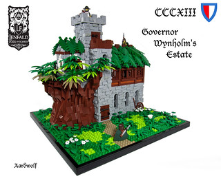 Governor Wynholm's Estate | by aardwolf_83