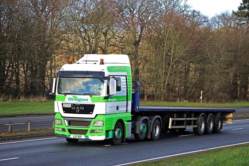 MAN - OREGON Timber Frame Ltd  Selkirk Scottish Borders   Flickr