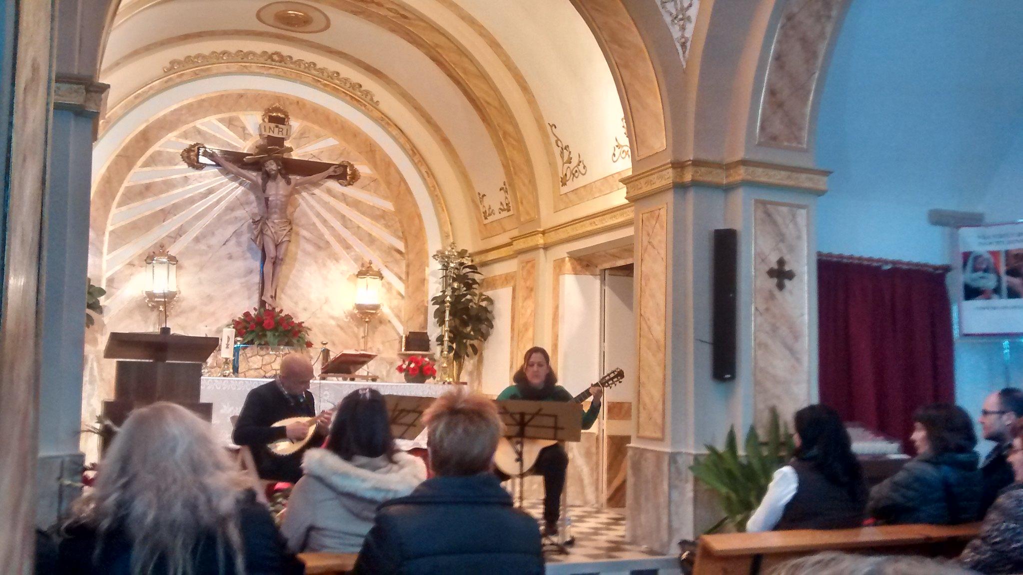 ElCristo - Actos - Actuación Musical Solidaria - Grupo Madrigal - (2016-01-29) - José Vicente Romero Ripoll (02)