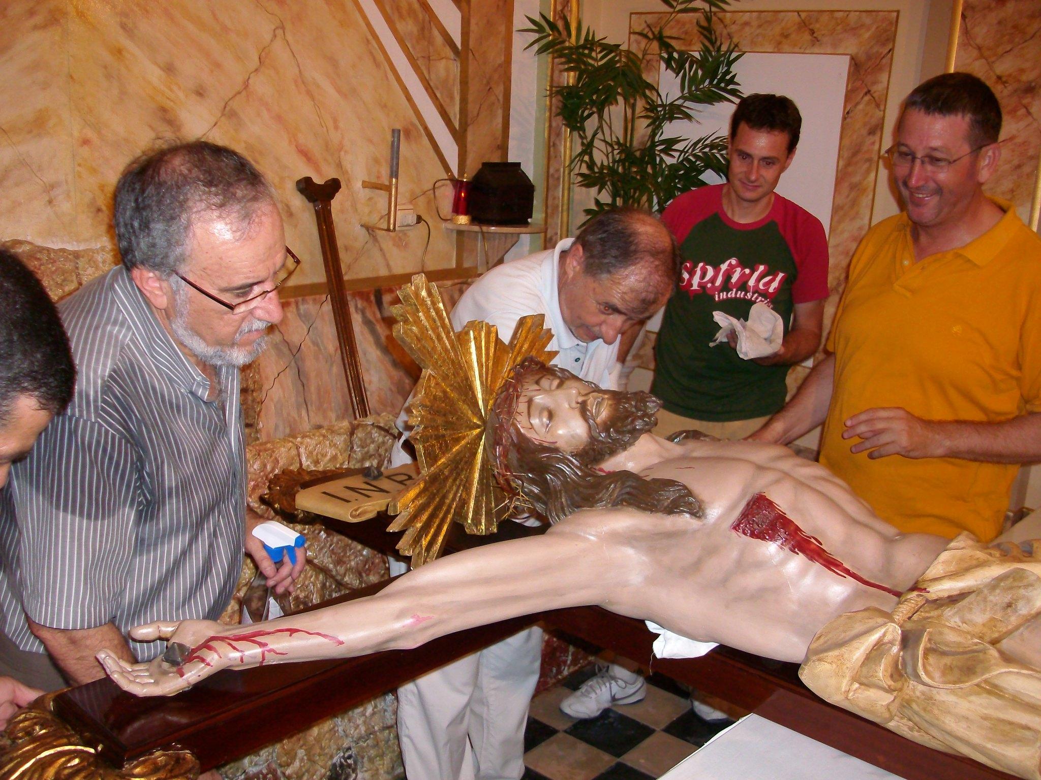 (2011-06-22) - Preparativos Imagen - José Vicente Romero Ripoll (15)