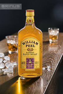 William Peel Whisky | by Grinus Commercial Photography
