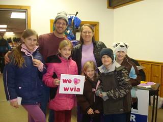 WVIA Family Ski Day at Ski Sawmill - 2/22/2016