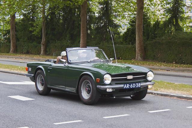 Triumph TR6 PI 1970 (5621)