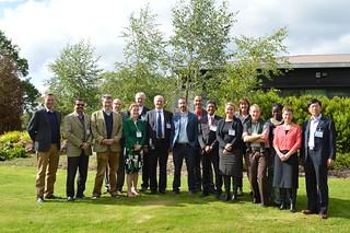 GPNM Phosphorus Task Team meeting, Edinburgh, Scotland  September 2015