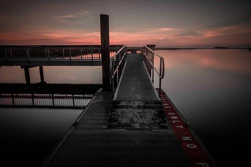 park creek sunrise georgia island coast dock state fort hill richmond pre campground hdr savage mcallister redbird