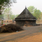 Ethiopia circular home in a village (submitted by Abby Morris)