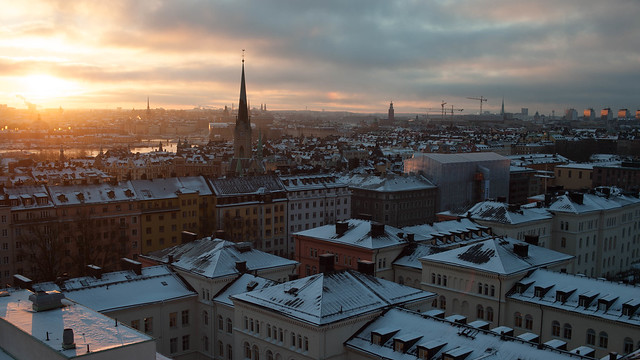Stockholm / Östermalm