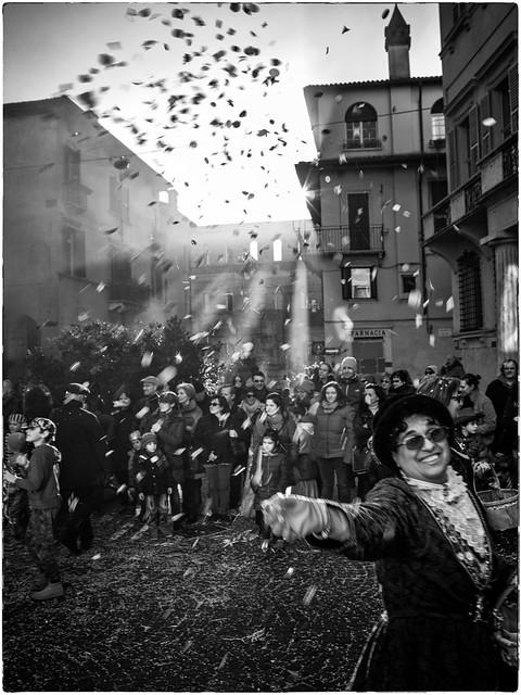 Carnevale, Verona