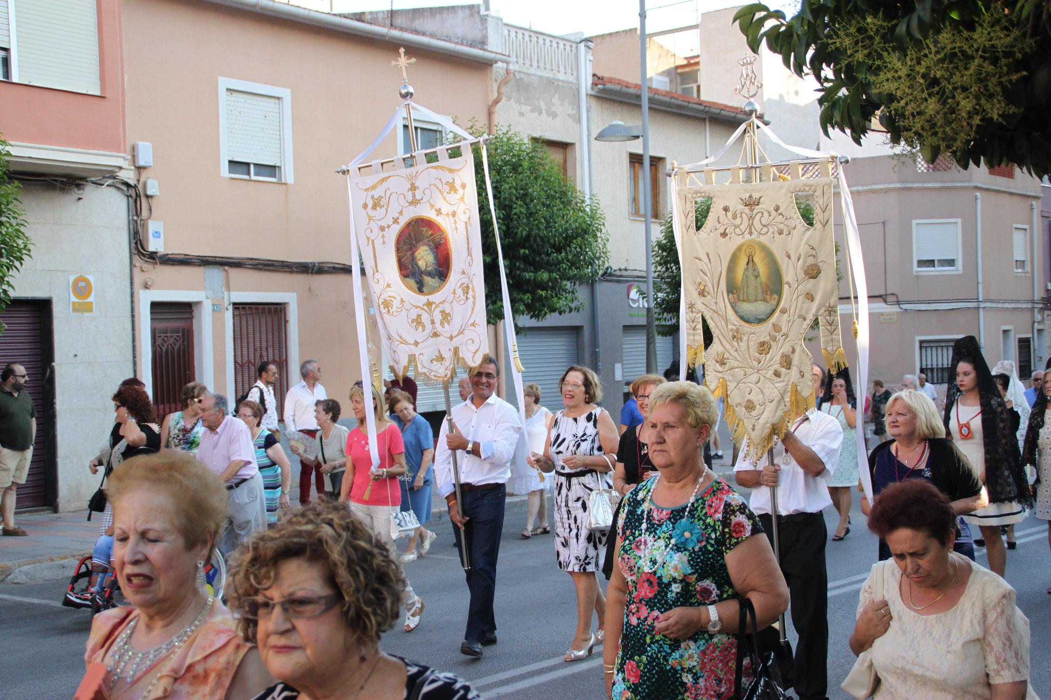 (2015-07-12) - Virgen del Carmen, parroquia La Santa Cruz - Javier Romero Ripoll (19)