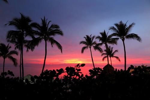 sunset red sky landscape mexico atardecer rojo jalisco paisaje cielo puertovallarta buenaventura hotelbuenaventura g1xmarkii powershotg1xmarkii
