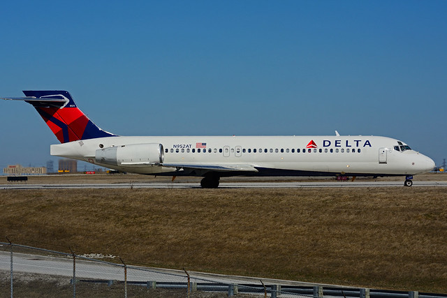 N952AT (Delta Airlines)