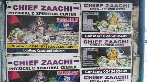 chief zaachi physical and spiritual center