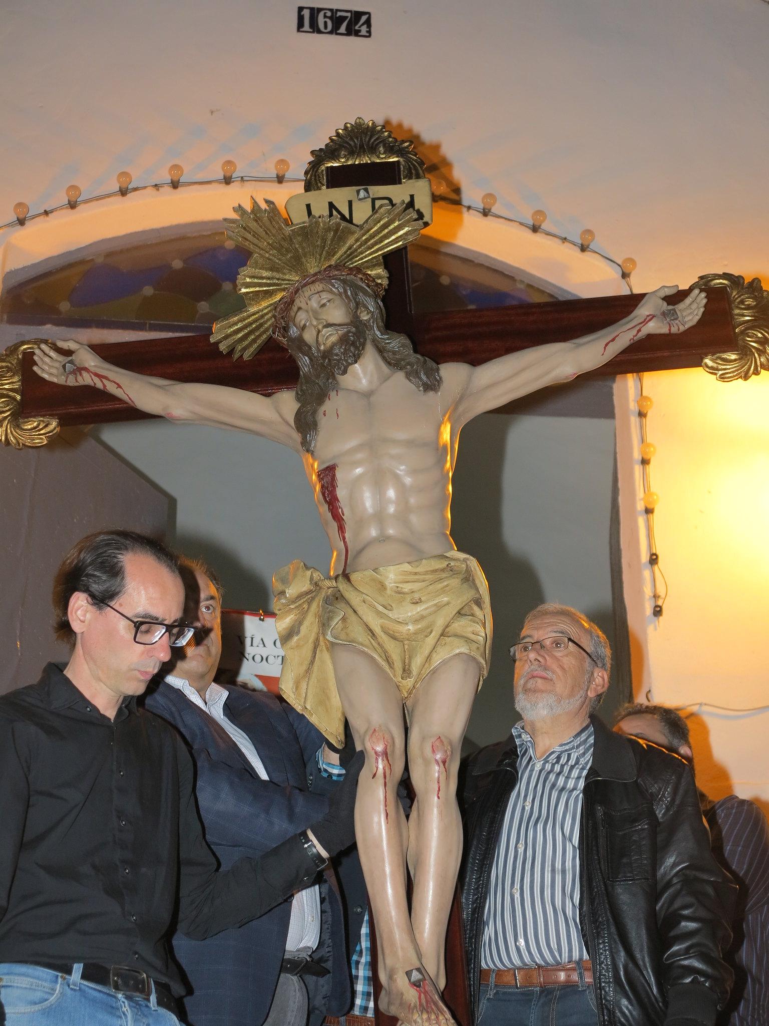(2014-04-01) - V Vía Crucis nocturno - Antonio José Verdú Navarro (04)