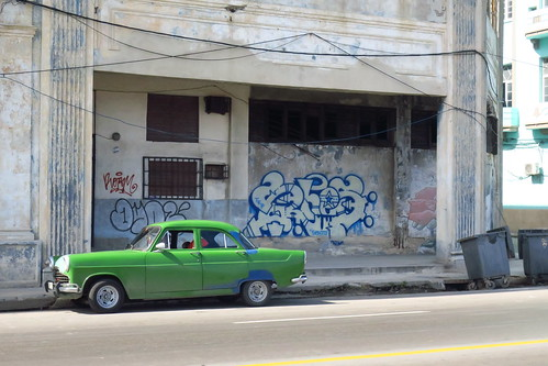 Car and Graffiti | by fabulousfabs