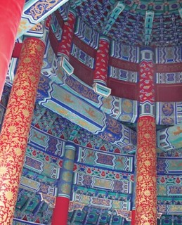 Temple of Heaven (interior) | by engarde_99