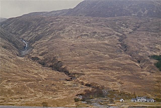 Écosse / Highlands / avril 1987