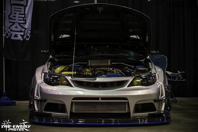 Varis STI Hatchback