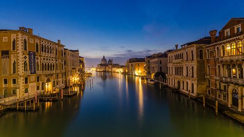 longexposure bridge blue venice lights bluehour blau brücke venezia venedig lightandshadow grandcanal lichter langzeitbelichtung canalgrande blauestunde lichtundschatten pontedell´accademia