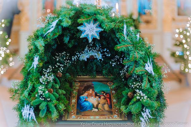 6 января 2016. Рождественский сочельник