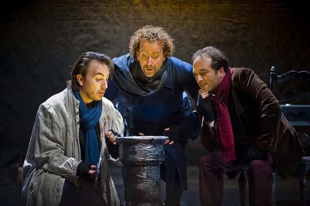 La Bohème / Puccini.L'avant-scène opéra , Neuchâtel. Switzerland.No. 4572.