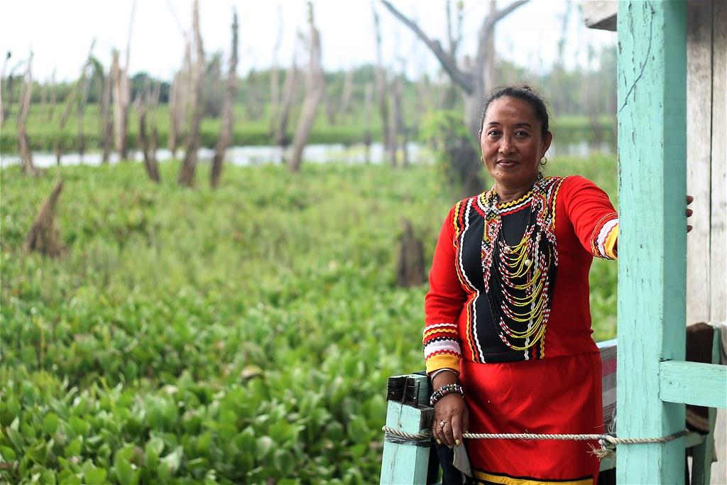 Agusan Manobo Woman | Sitio Panlabuhan Manobo Floating Villa… | Flickr