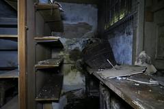 Abandoned Premises - Unknown Substances