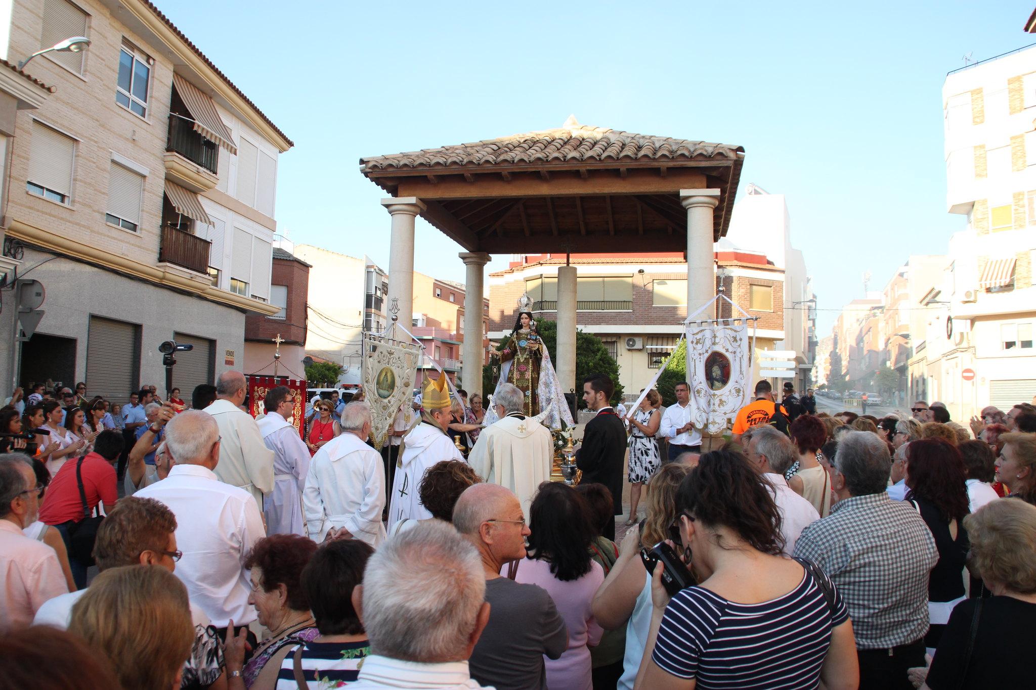 (2015-07-12) - Virgen del Carmen, parroquia La Santa Cruz - Javier Romero Ripoll (103)