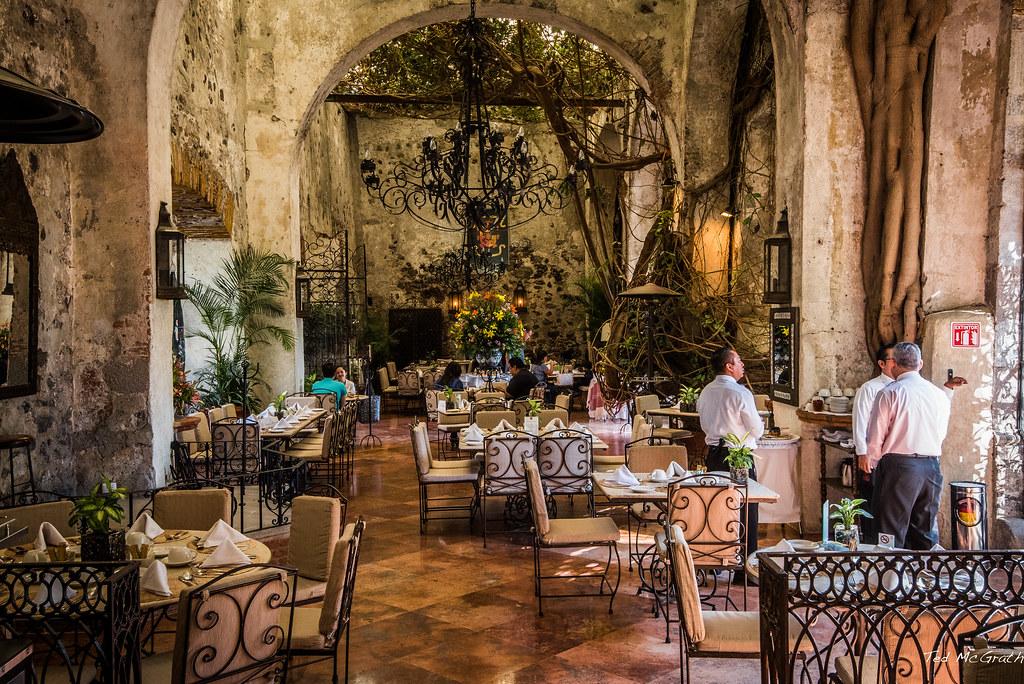 2016 Mexico Cuernavaca Hacienda De Cortes 1 Of 2
