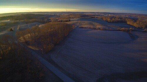 ohio snow sunrise spring 2016 q500