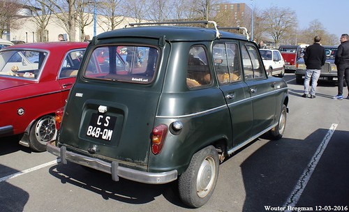 Renault 4 1966 | by XBXG