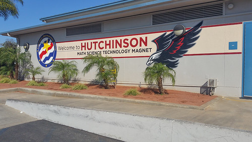 Mural project - Hutchison Middle School - Downey CA | by MrBigCity