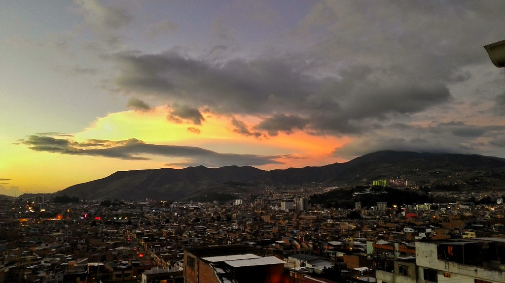 Vista Ciudad San Juan de Pasto