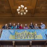 LandWords Festival team!   © Robin Mair