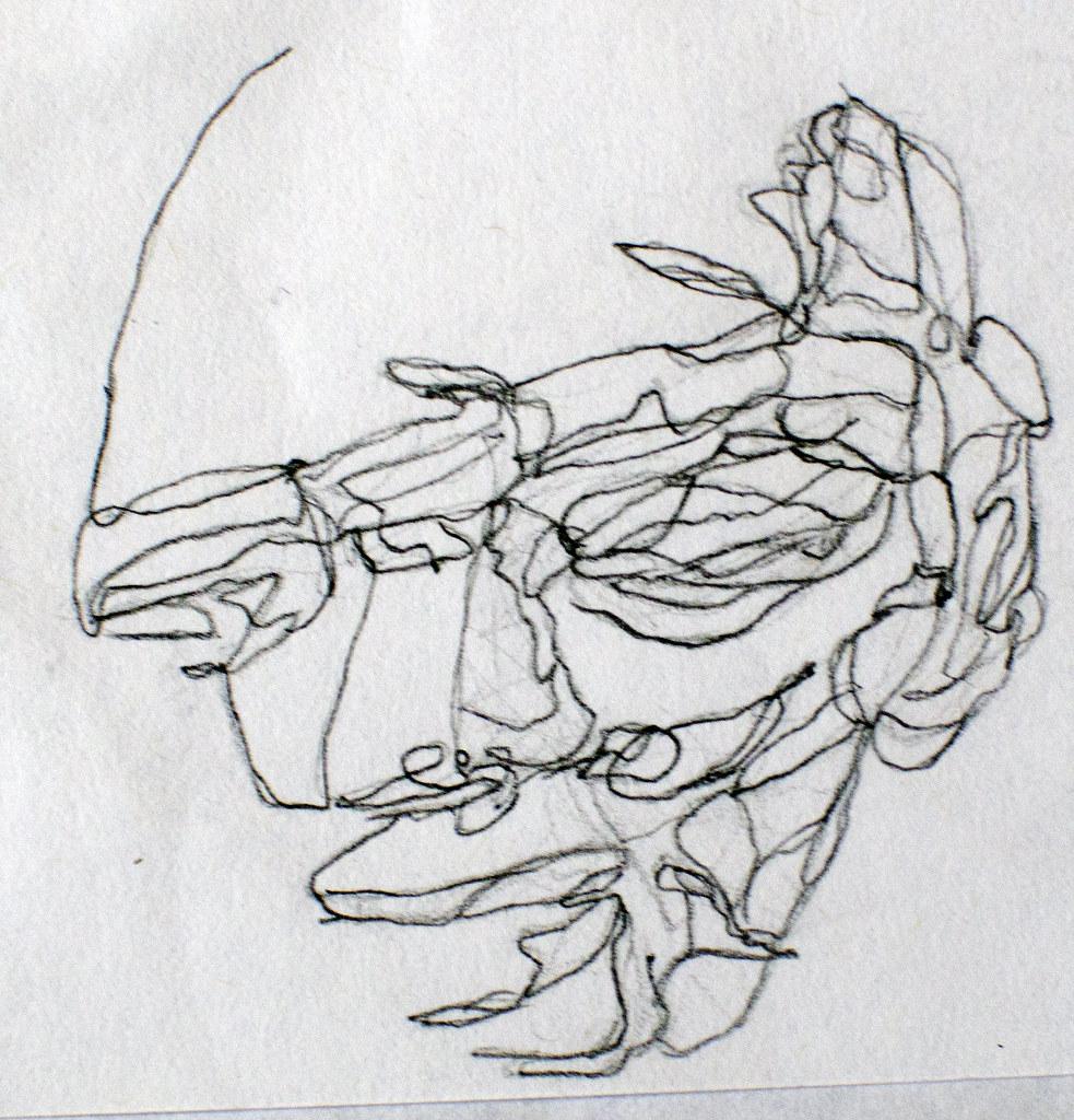 Abstract pencil sketch by kirillnbb abstract pencil sketch by kirillnbb