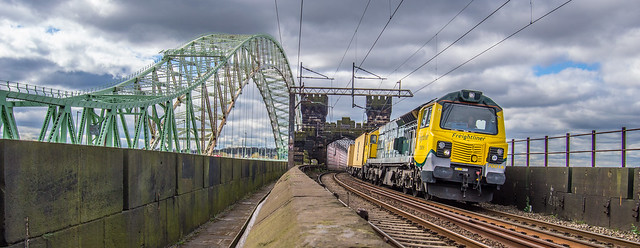 Mersey Crossings
