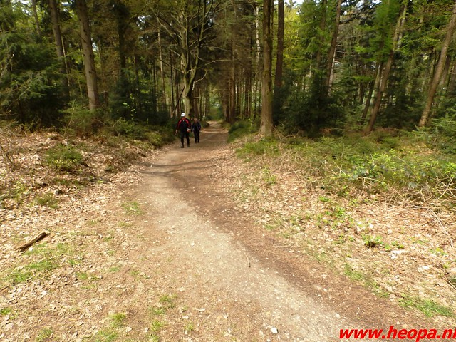 2016-04-30   Lentetocht  (klim) wandeling 40 Km  (60)