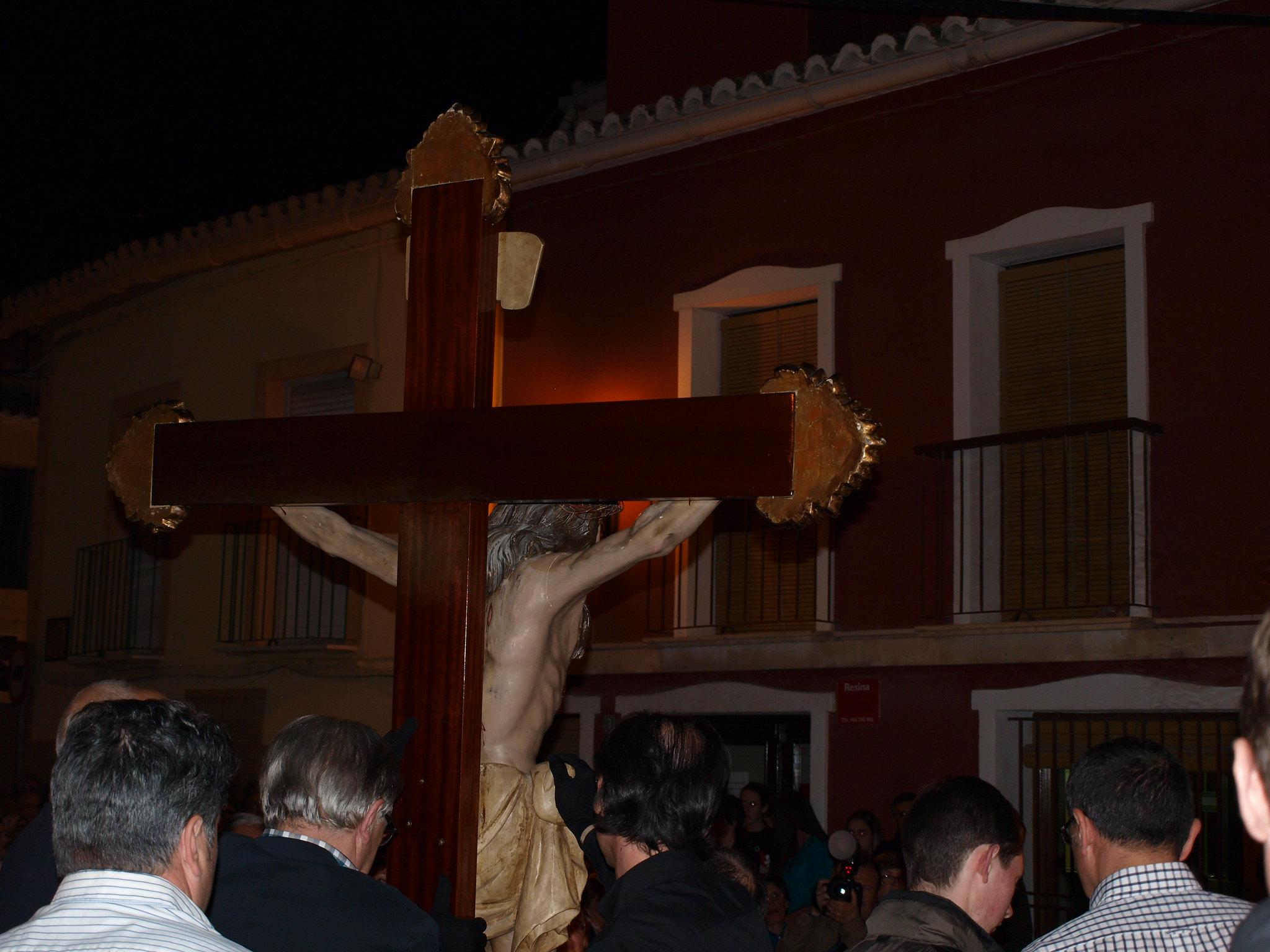 (2014-04-01) - V Vía Crucis nocturno - Paloma Romero Torralba (03)