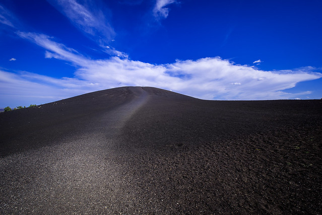 Inferno Cone - Craters of the Moon National Monument - Idaho