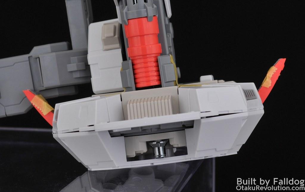 Mechanicore - Tief Stürmer Review - Main Gun and Radar 10