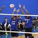 Men's volleyball vs. Medgar Evers (2/21/16)