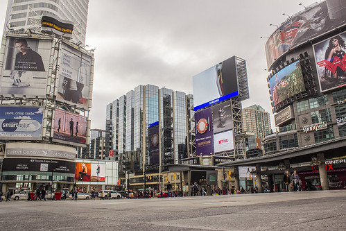 Dundas square | by geek2simon