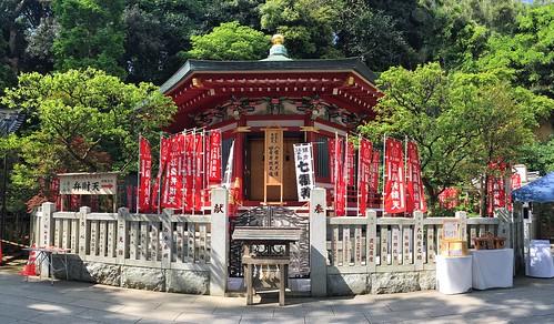 Enoshima Benzaiten (Benten)   by Manish Prabhune