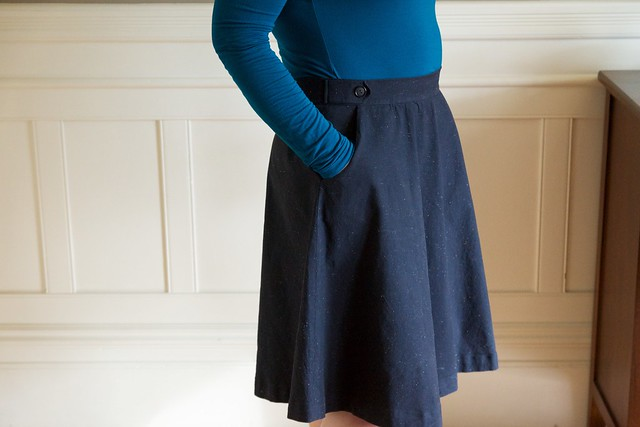Hollyburn skirt pocket