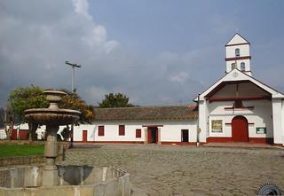 Parque Principal Zipacón