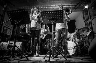 Annie Dominique Quintet | by annie_dominique