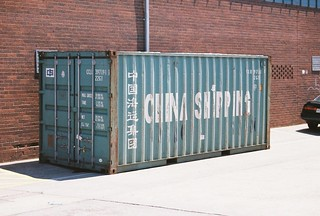 Shipping container - China Shipping | by Matthew Paul Argall