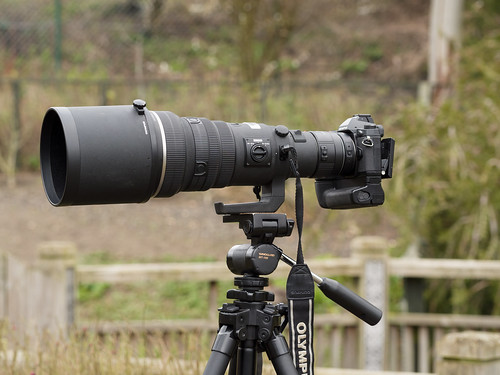 Camera for bird pictures | by James E. Petts