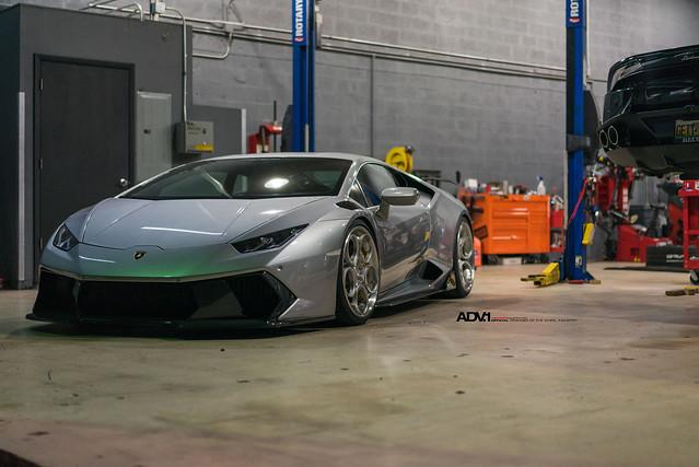Lamborghini Huracan LP610 ADV05C Track Spec CS Series